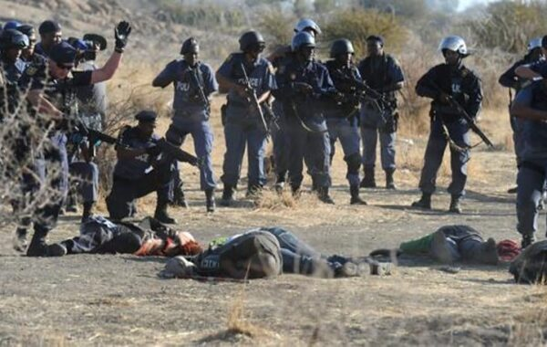 Why is Violence and Mining in Africa Inextricably Linked?